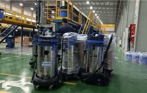 凯德威工业吸尘器厂家