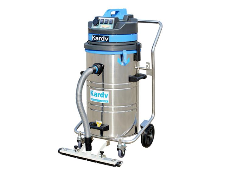 凯德威DL-3078P推吸式吸尘器