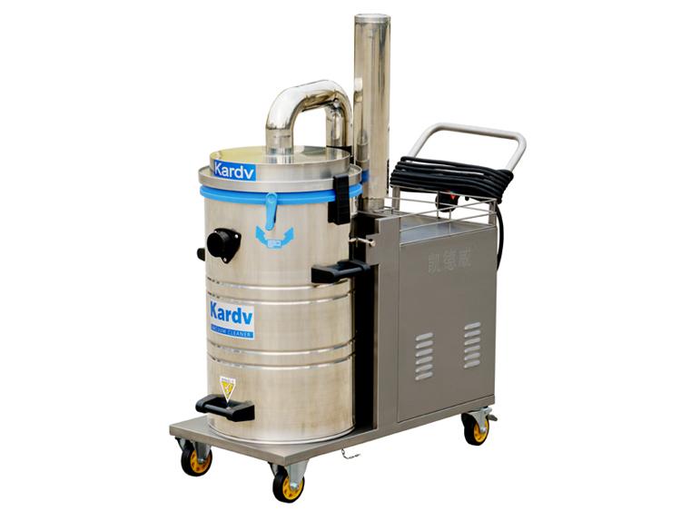 工业用不锈钢吸尘器DL-4080B