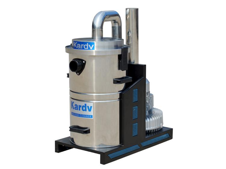 三相电简易款固定式吸尘器DL-1250