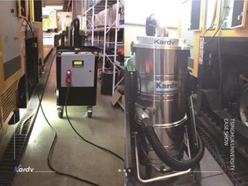 凯德威工业吸尘器案例:我们做过的部分客户